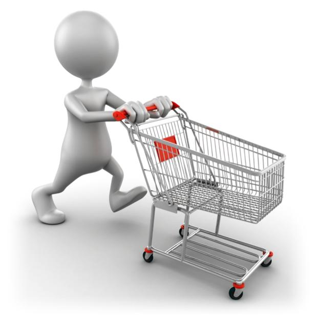 Would shop at a store that required a license to drive a shopping cart?