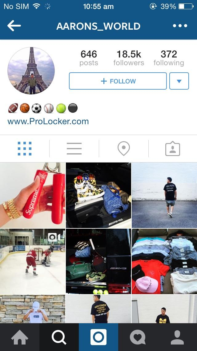 Do you think people like this are actually rich or is it just Instagram?