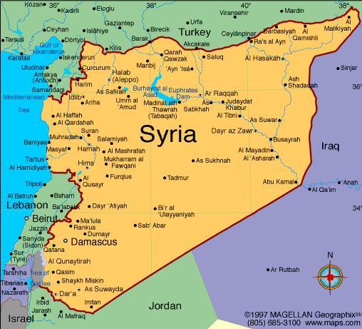 When you think of Syria, what first comes to mind?