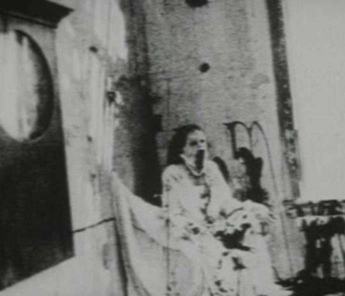 Which photos is the creepiest?