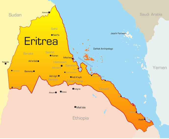 When you think of Eritrea, what first comes to mind?