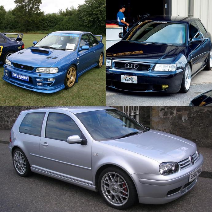 narrowed it down to 3 but which one for next car?