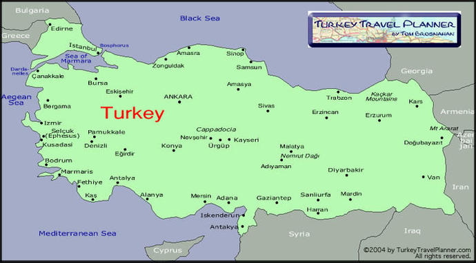 When you think of Turkey, what first comes to mind?