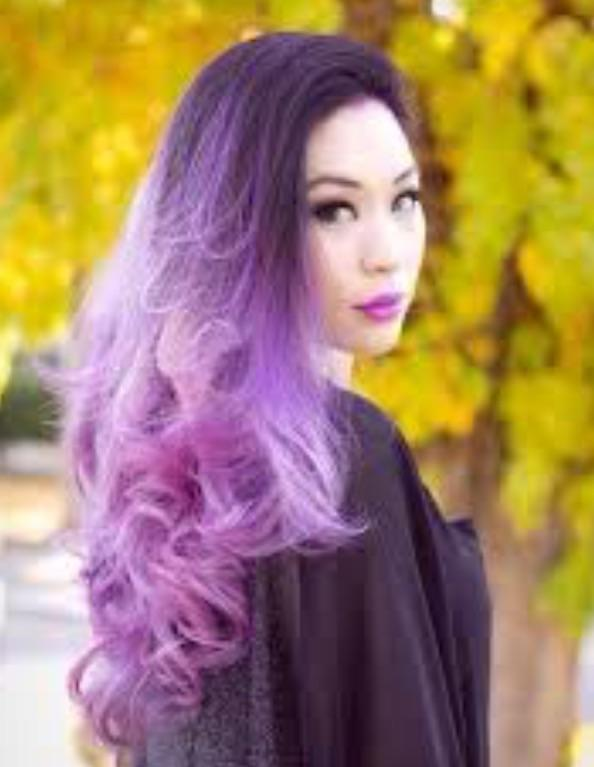 What bold color have you considered dying your hair, but you're not sure if it'll suit you well?