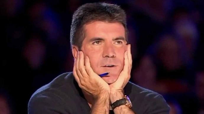 Complete the sentence: Simon Cowell is ________?