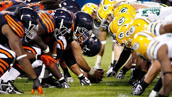 Packers or Da Bears?