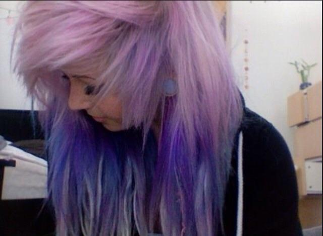 Guys, What do guys think of scene/emo girls (sorry for stereotyping) XD?