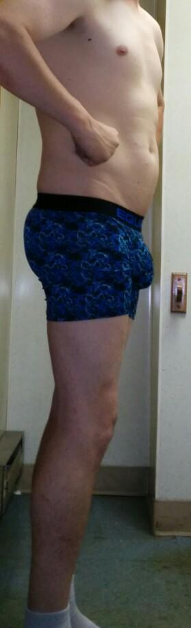 how's my body look?
