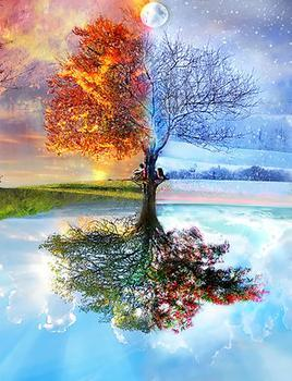 Which season would you be willing to give up: Winter, Spring, Summer, or Fall?
