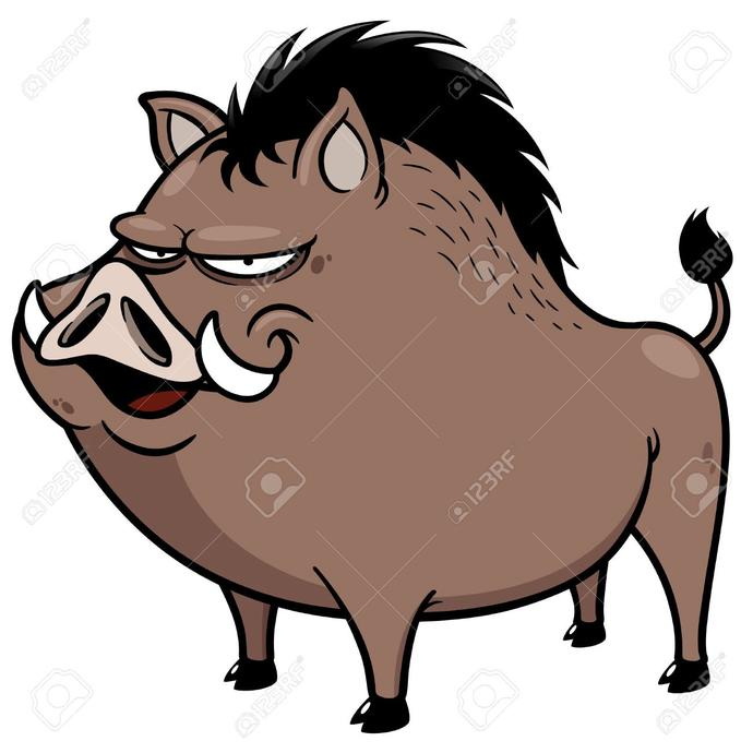 You wake up tomorrow and you are now a wild boar. What do you do?