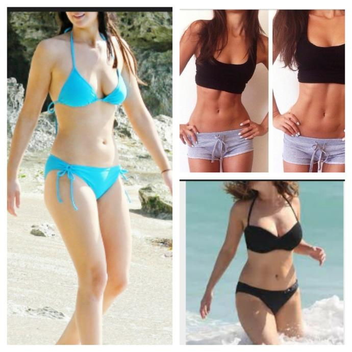 Which body do you like most from bellow?