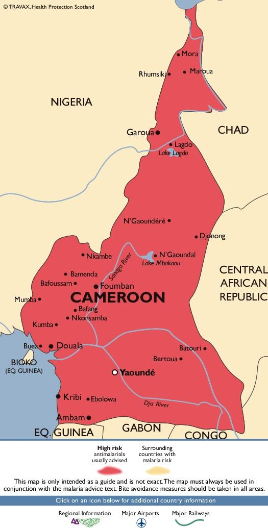 When you think of Cameroon, what first comes to mind?