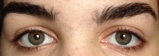 What shape are my eyebrows?