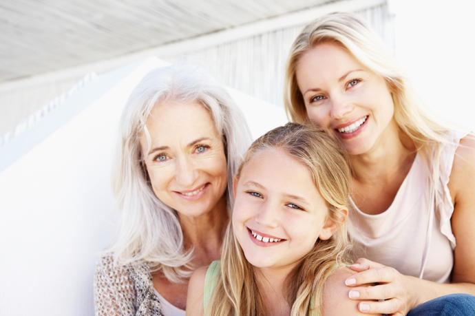 Do you think a Girl/Woman's Mother is a preview of what she'll look like when she's older?