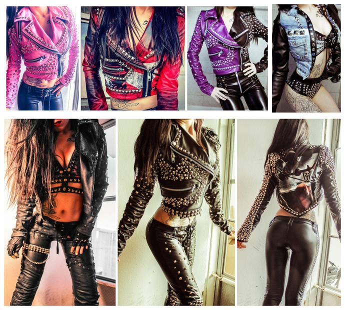 Girls would you wear these stuff (Jacket and Pants)? <br />