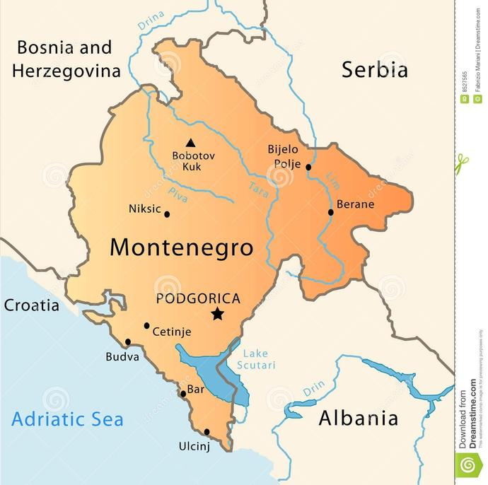 When you think of Montenegro, what first comes to mind?