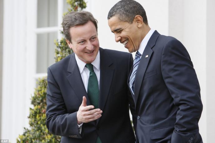 Obama or David Cameron?