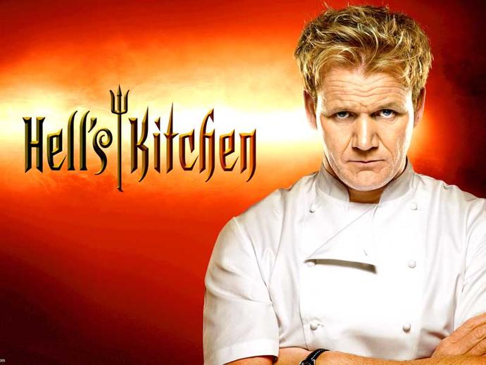 What do you think of Gordon Ramsay?