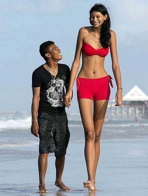 Would you date a girl who is taller than you?