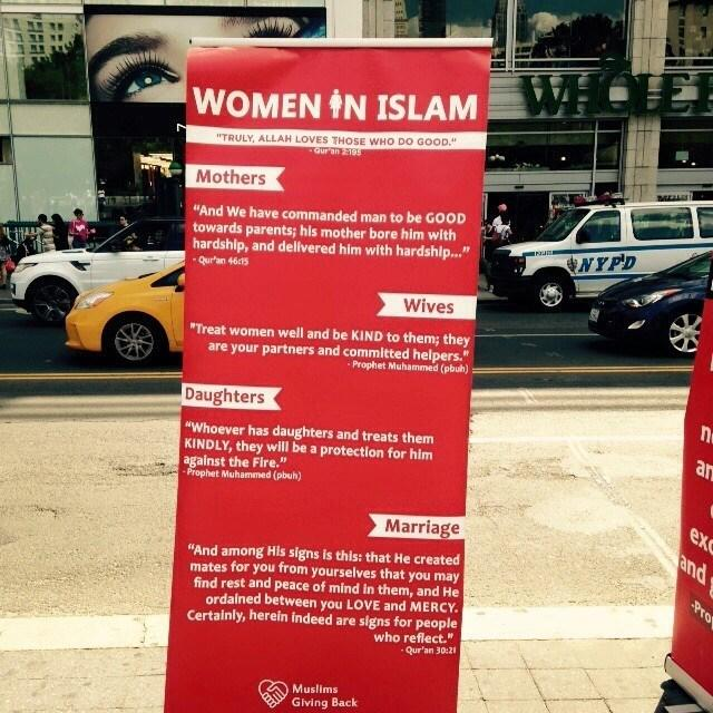 women in different religions?