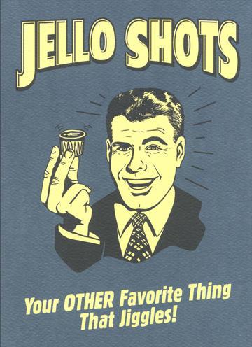 Weirdest Jell-O flavor gets an MHO?