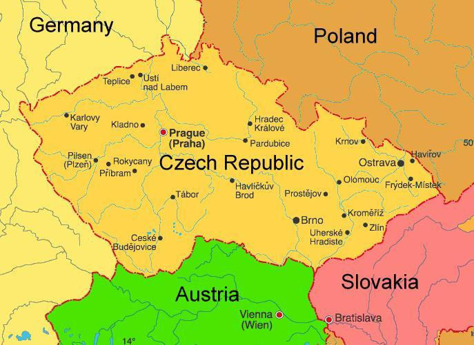 When you think of the Czech Republic, what first comes to mind?