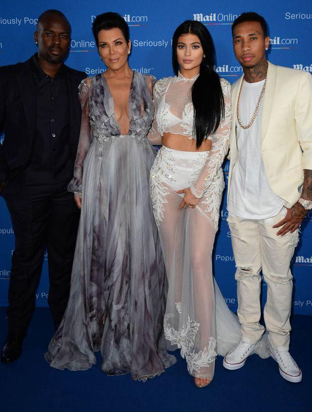 Why do the Kardashian's date black guys in general?