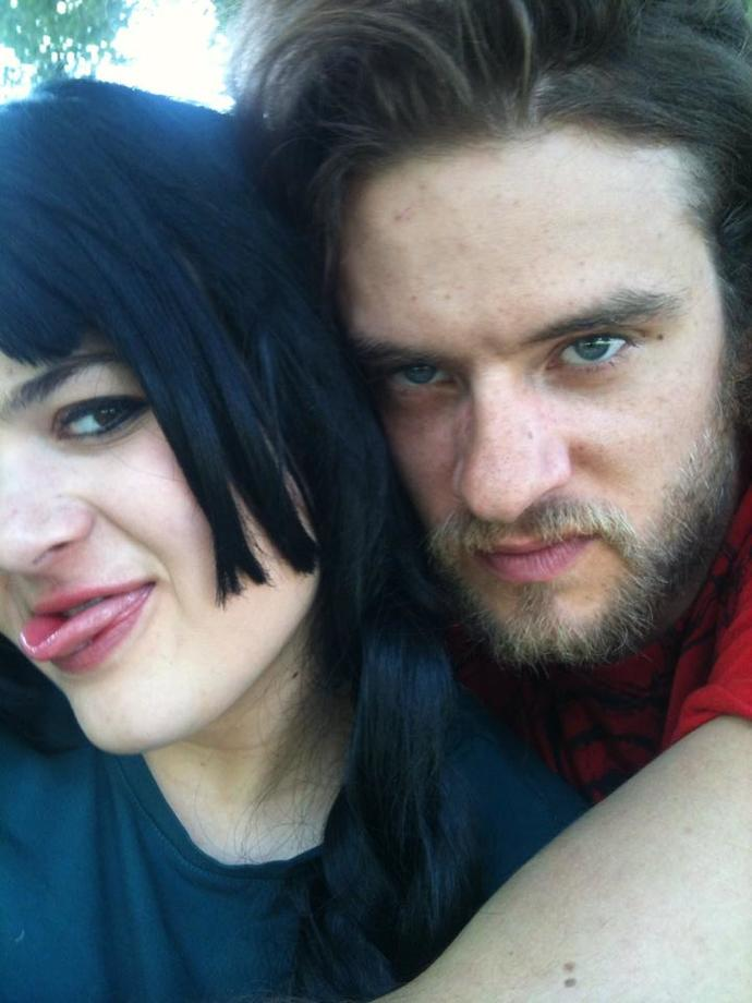 Are we a cute emo couple?