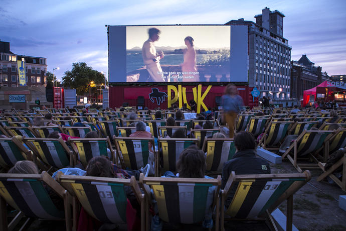 Do you like open air movie festivals??