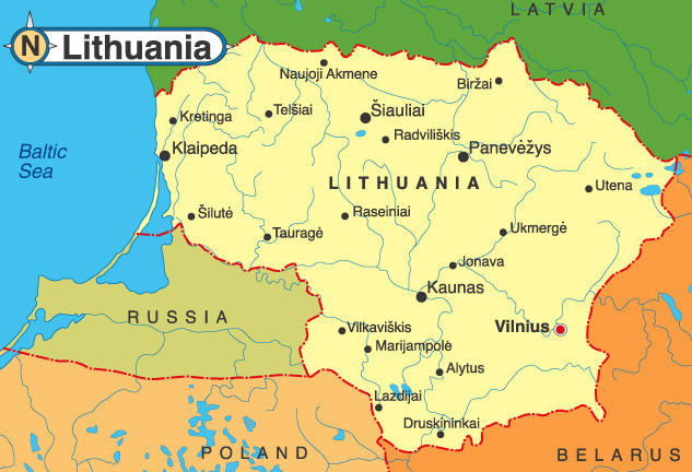 When you think of Lithuania, what first comes to mind?