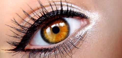 Guys, what do you think of amber eyes?