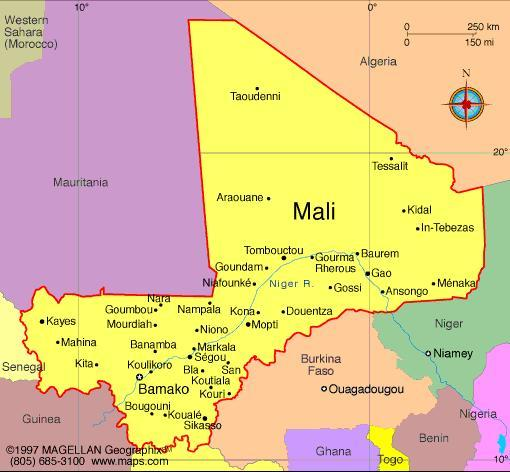When you think of Mali, what first comes to mind?