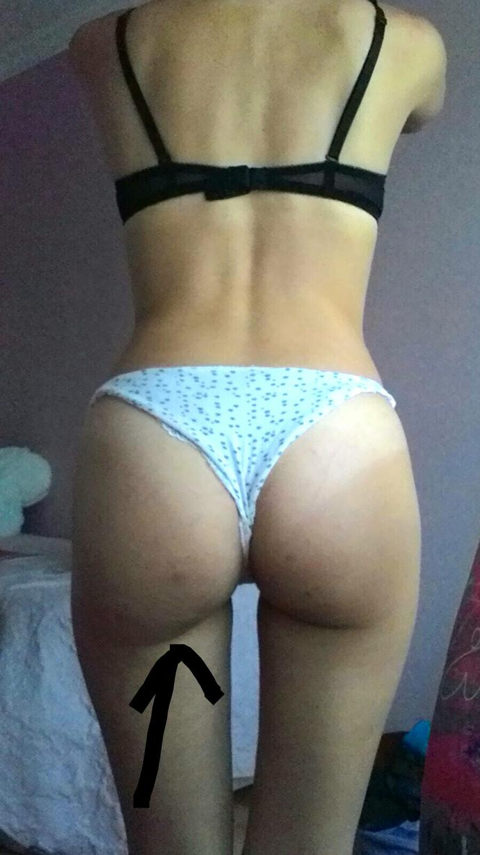 Is my butt saggy?  Help please?