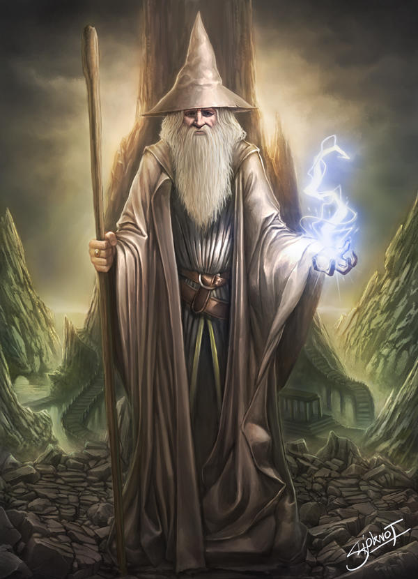 You wake up tomorrow and you are a wizard. What do you do?