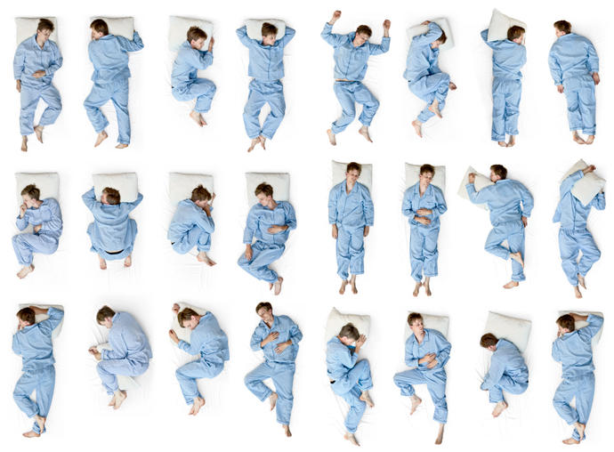 what is your favorite sleeping position?