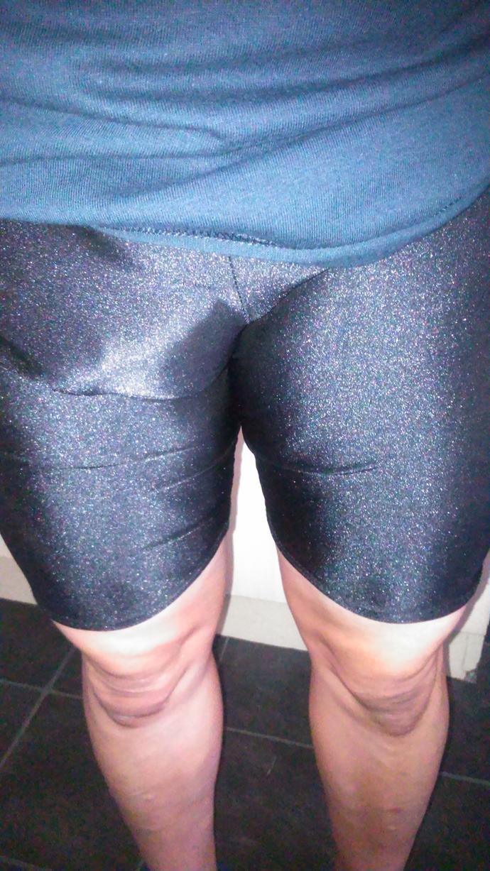 Girls, do you think to Cycle shorts on men yes or no?
