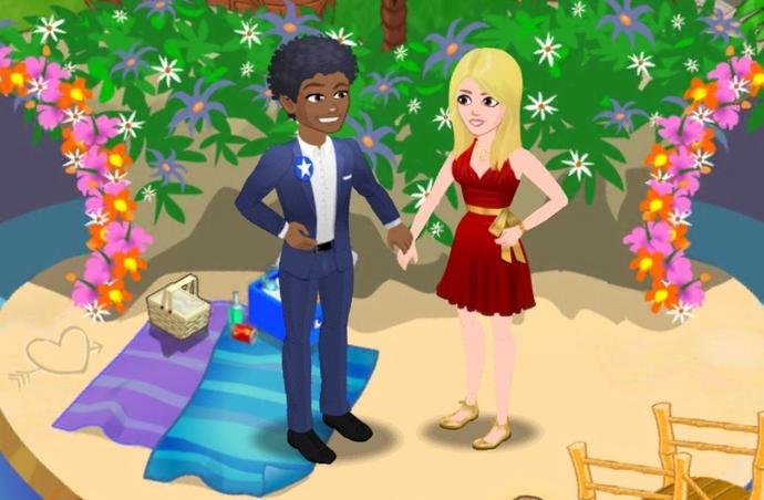What do you think about the couples I made in High School Story game?