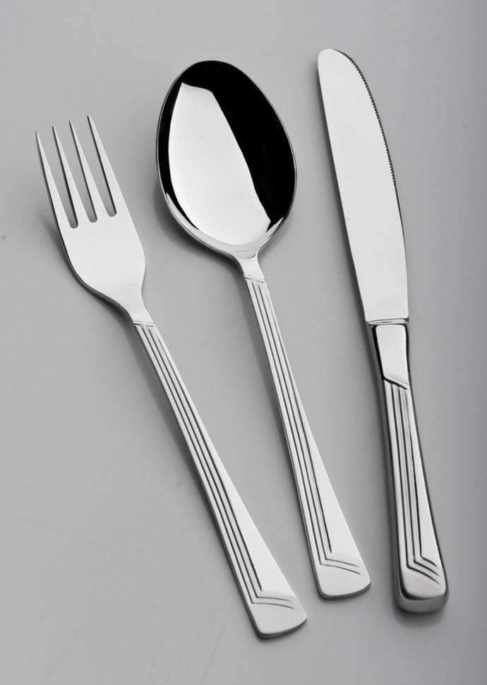 If spoons and forks can talk. What would they say after being in your mouth?