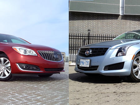 Cadillac vs Buick. Which would you rather have?