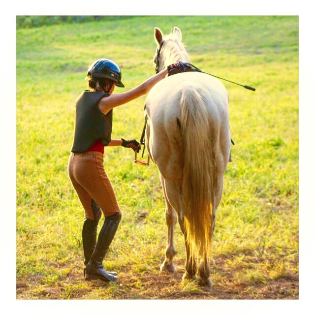 Would you date an equestrian?