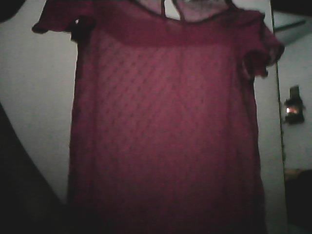 Girls, What should I wear under this transparent top?