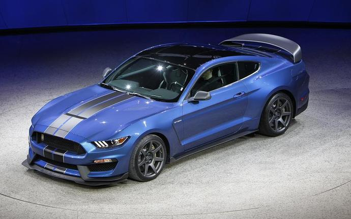 Ford vs, Chevy guys and girls (or anyone) Which do you think is better the Mustang GT350 or Camaro Z/28?