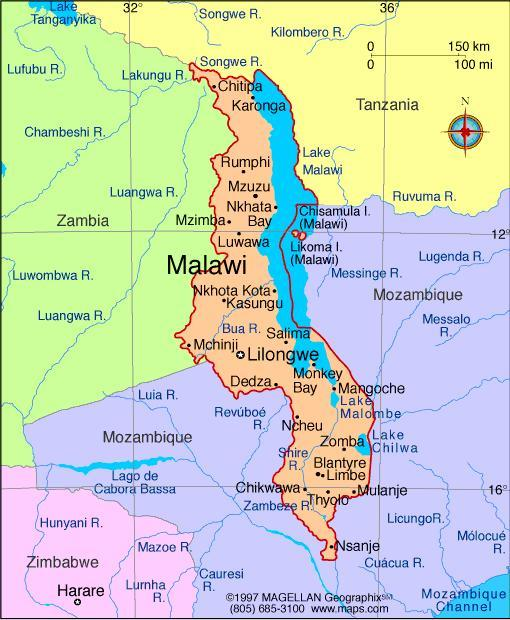 When you think of Malawi, what first comes to mind?