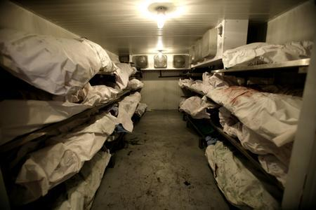 Do you think you'd be able to handle working at a morgue?