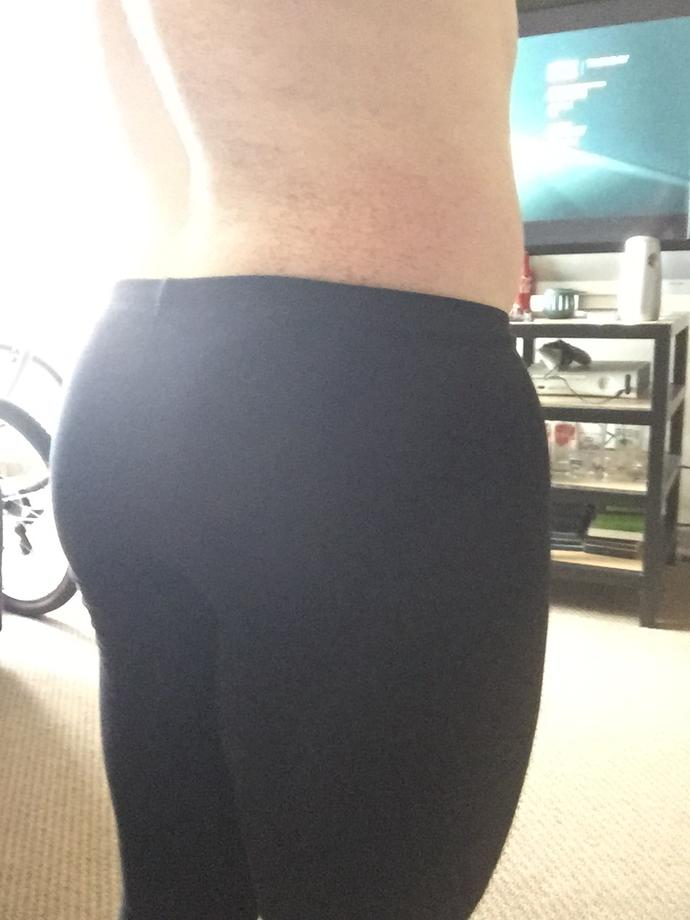 Girls, do I have a nice butt?