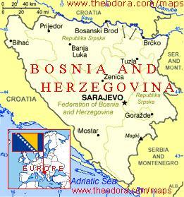 When you think of Bosnia and Herzegovina, what first comes to mind?