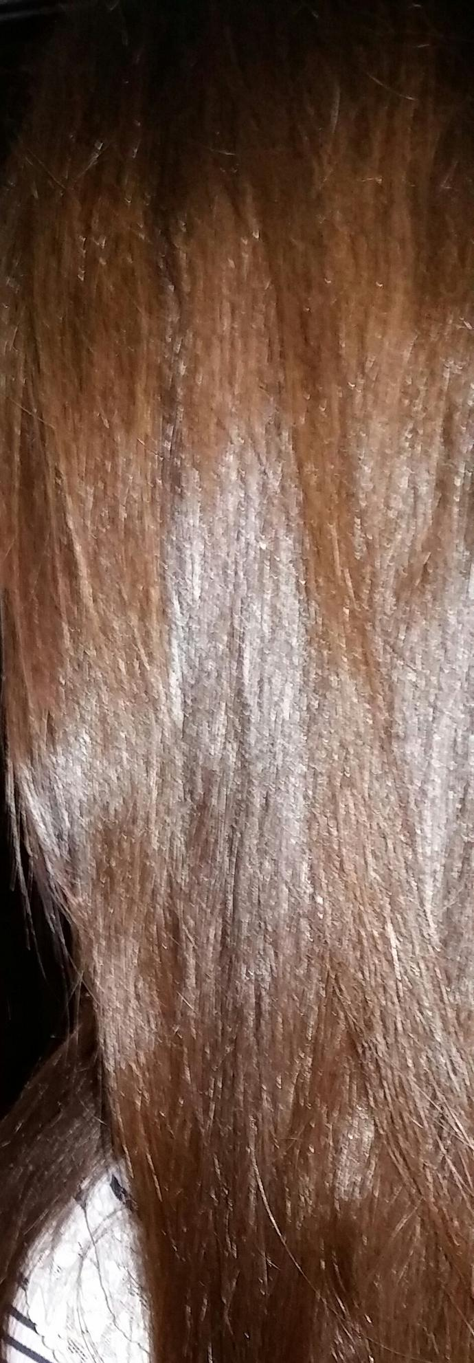 How is my hair color?