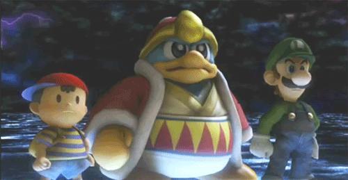 Who do you main in Smash?