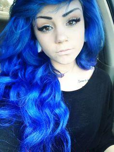 Have you ever dyed your hair an unnatural color, or went from long to short?