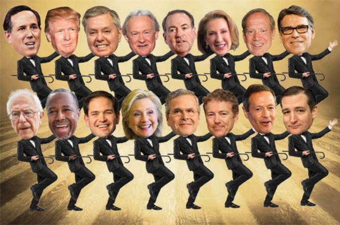 Non US GAGers, who do you see the win the 2016 US Presidential election?